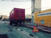 Nueva infraestructura el�ctrica en el casco urbano para evitar cortes de suministro