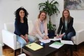 Ayuntamiento y El Candil establecen mejoras de empleabilidad para personas en riesgo de exclusi�n social