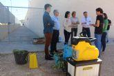 San Pedro del PinatarMedio Ambiente instala compostadores en huertos escolares y urbanos para convertir los residuos en abono natural