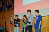 Alumnos de institutos de Murcia y Alhama ganan la final de R�tame y Aprendo 2019