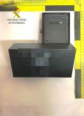 La Guardia Civil destapa una estafa tras la denuncia del hurto de un teléfono móvil en Torre Pacheco
