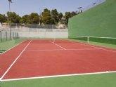 Las pistas de tenis municipales reabrirán el próximo martes 12 de mayo