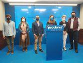 El PP de Los Alcázares consigue que se abra la biblioteca los fines de semana para preparar la EBAU