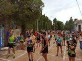 Yecla también decidió los títulos regionales de Trail Running