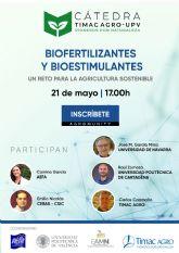 La Cátedra Timac AGRO-UPV analiza el reto de los biofertilizantes y bioestimulantes para una agricultura sostenible