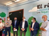 Ecovidrio y la Consejería de Medio Ambiente entregan el premio de la campana 'Los Peque Recicladores de la Región de Murcia'
