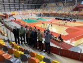 200 jugadores de parabádminton se dan cita en Cartagena en la última prueba antes de Tokio
