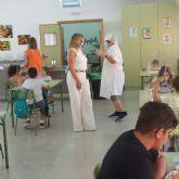 Educación amplía el servicio de transporte y comedor escolar