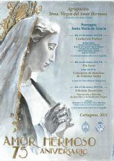 El Obispo Auxiliar presidirá la celebración del 75 aniversario de la Virgen del Amor Hermoso