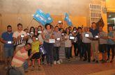 El Partido Popular de Puerto Lumbreras comienza la Campaña Electoral con una pegada digital de carteles