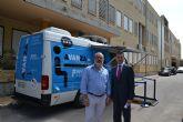 Los Institutos de San Pedro reciben la visita del INFOmóvil