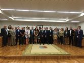 Presentación de los Alcaldes y Alcaldesas Pedáneas del municipio de Torre-Pacheco