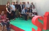 El Partido Socialista de la Región de Murcia organizó unas jornadas sobre municipios sostenibles