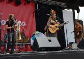 El 'DeCotilleo Festival' ofreció 12 horas de fiesta para todos en Las Torres de Cotillas