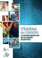 El libro 'Técnicas de rescate y lesión medular en el medio acuático', en descarga libre en www.rfess.es