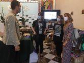 Moda solidaria en Santa Eulalia para ayudar a las familias afectadas por el coronavirus
