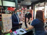 Comercios de Alcantarilla se suman a la iniciativa #RegálameMurcia para incentivar las compras en las tiendas locales