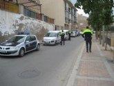 La Policía Local detiene a cuatro personas en los últimos días, del 5 al 7 de junio, por presuntos delitos contra la seguridad vial