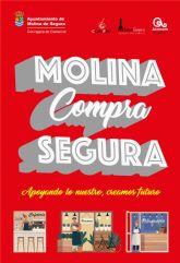Molina Compra Segura, nueva campaña de comunicación y promoción de la Concejalía de Comercio