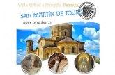 Alumnos del IES Reina Sofía de Totana realizarán una excursión virtual a la iglesia de San Martín de Tours en Frómista (Palencia)