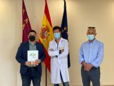 VOX Cieza se reúne con el director del hospital de la Vega Lorenzo Guirao tras aprobarse su moción