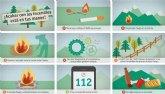 Protecci�n Civil presta refuerzo a los agentes forestales en prevenci�n de incendios un verano m�s