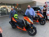 Protección Civil Torre Pacheco incorpora 2 nuevas motocicletas para mejorar sus recursos de movilidad en emergencias