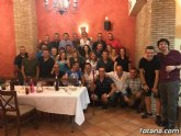 Antiguos alumnos del colegio Santa Eulalia se reencuentran despu閟 de 30 años
