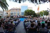 La Unidad de Música de la Academia General de Aire pone música a la Festividad de la Virgen del Carmen