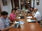 La Junta de Gobierno Local del Ayuntamiento de Molina de Segura aprueba la memoria y solicitud de subvención para el Programa Empleo Público Local para beneficiarios de Garantía Juvenil, Proyecto Brigada Forestal 2018