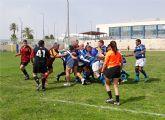 Las Torres de Cotillas acoge un triangular de veteranos de rugby