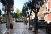 En breve van a comenzar las obras de acondicionamiento de las aceras en la calle Juan XXIII para dinamizar este espacio comercial del casco urbano