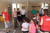 La Escuela de verano municipal atiende a más de 380 niños en los meses de julio y agosto
