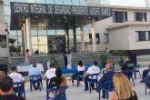 San Pedro del Pinatar homenajea a las víctimas del coronavirus y a las personas y colectivos que han trabajado durante la pandemia