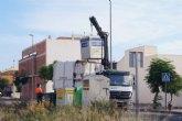 Acuerdan el refuerzo del servicio de repaso de fracci�n resto (residuos origen dom�stico) en el extrarradio durante los s�bados de la �poca estival