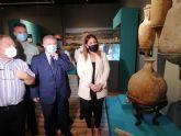 El Museo Arqueol�gico expone m�s de 900 piezas decomisadas a personas y redes dedicadas al expolio de yacimientos