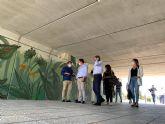 Nuevo itinerario peatonal accesible entre Pozo Aledo y San Javier