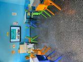 'El Aula del Futuro', aula digital en el colegio Hernández Ardieta de Roldán