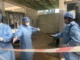 El experto en emergencias Manuel Pardo regresa de Mauritania tras colaborar frente al COVID19