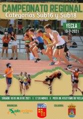 Yecla, pen�ltima cita para los atletas del Club Atletismo Alhama