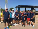 La Peña Barcelonista de Totana participa en el torneo de futgolf que organiza Juan Manuel Asensi
