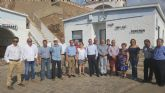 El Alcalde reivindica el esfuerzo realizado durante años por los vecinos de Portman y La Unión, por la regeneración de la Bahía de Portman.