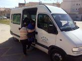 El Ayuntamiento agradece a PADISITO su disposición para prestar el servicio de transporte que se ha realizado a los usuarios de los Centros de Día de Personas con Discapacidad