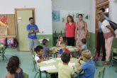 Familia financia con 10.000 euros las escuelas de verano para la conciliación de la vida laboral y familiar en San Pedro del Pinatar