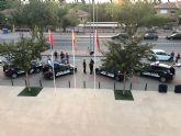 Policía Local de Torre Pacheco contará con 4 nuevos vehículos para aumentar la vigilancia y los controles de seguridad