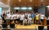 El Coordinador regional de Izquierda Unida se reúne con las familias afectadas por el Trazado del AVE