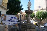 Se adjudica el contrato de rehabilitación de la Fuente Juan de Uzeta y su entorno por un importe de 42.989,59 euros