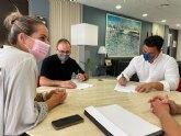 El Ayuntamiento de San Javier incrementa de 16.000 a 40.000 euros su aportación anual a Cáritas San Javier