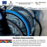 Plan de movilidad sostenible EDUSI Torre Pacheco