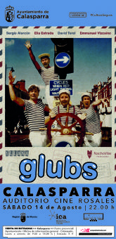 Presentada en Calasparra la obra de teatro gestual 'GLUBS'